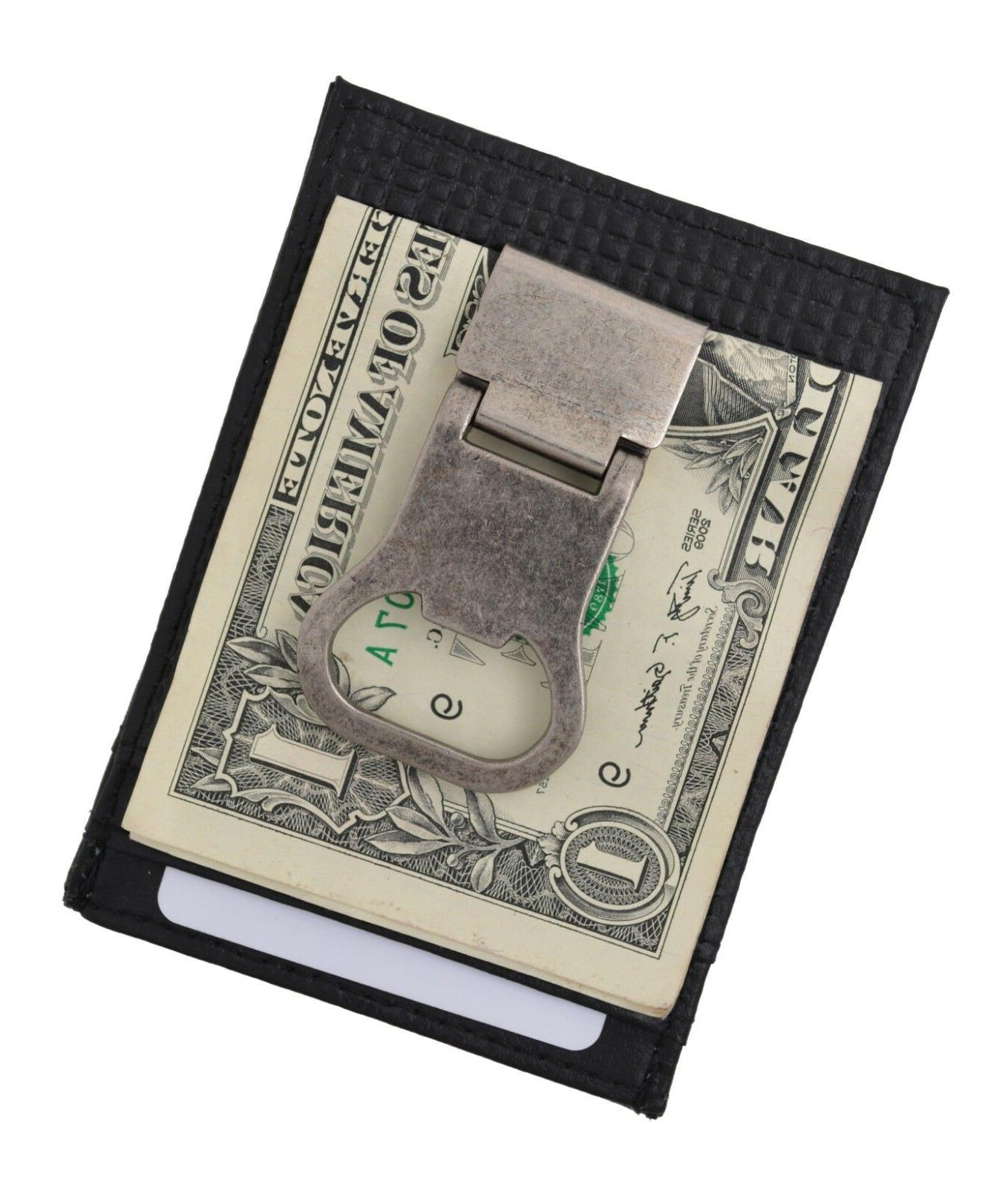WALLET POCKET SLIM HOLDER MONEY MEN