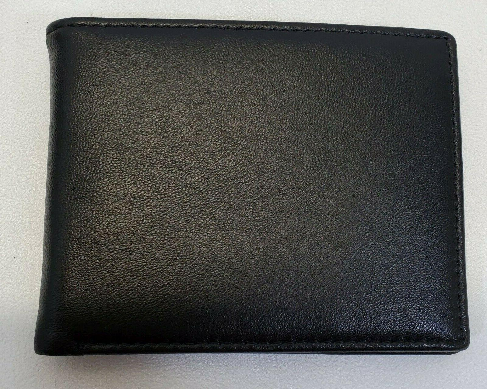 WN Hyde Executive Side Flip Leather NEW