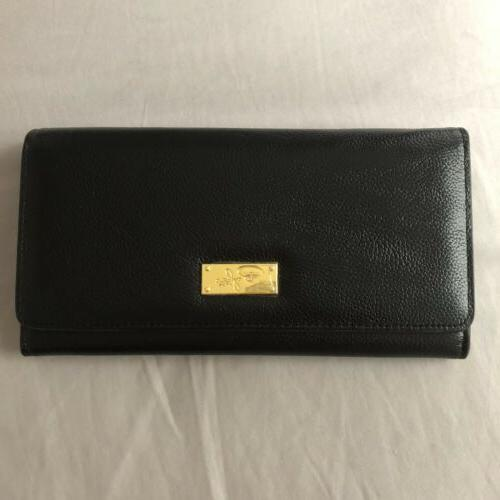 womans wallet with removable id wallet insert