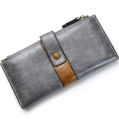 Buvelife Card Wallet Blocking Card Case Leather