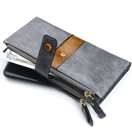 Buvelife Long Card Wallet