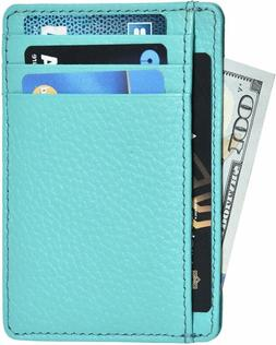 Clifton Heritage Leather Wallets for Women – RFID Blocking