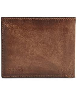 Fossil Men's Rfid Derrick Leather Passcase