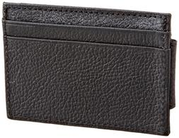 Dickies  Men's  Card Carrier Front Pocket  Wallet with Money