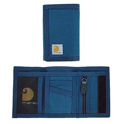 Carhartt Men's Extremes Trifold Wallet, Navy, One Size