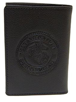 US Armed Forces Collection Men's Genuine Leather Wallets - G