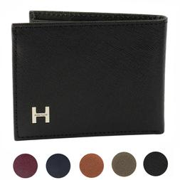 Tommy Hilfiger Men's Leather Credit Card Id Passcase Wallet
