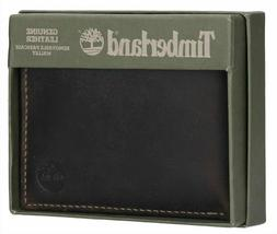men s leather wallet with removable passcase