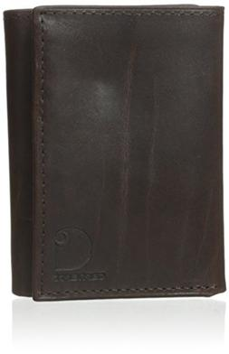 Carhartt Men's Oil Tan Trifold, Brown, One Size