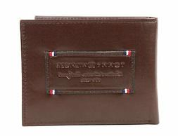 Tommy Hilfiger Men's Passcase & Valet w/ Removable Card Hold