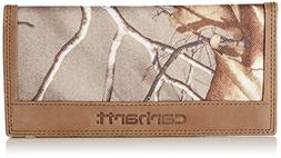 Carhartt Men's Realtree Rodeo Wallet, Real Tree, One Size