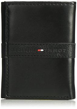 Tommy Hilfiger Men's RFID Blocking Leather Ranger Extra Capa