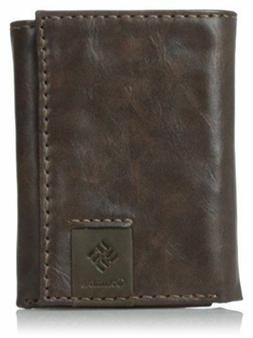 Columbia Men's RFID Blocking Lofton Trifold Security Wallet,