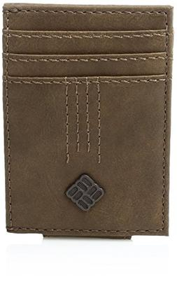 Columbia  Men's  RFID Security Blocking Slim Front Pocket Wa