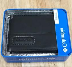 Men's Columbia Slimfold  Extra Capacity Wallet