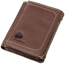 Carhartt Men's Trifold Wallet Brown MANY STYLES NEW IN METAL