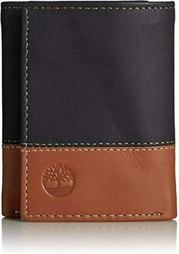 Timberland Men's Two-Tone Trifold