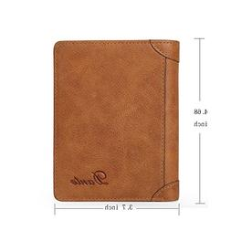 Men's wallet short section business head layer cowhide walle