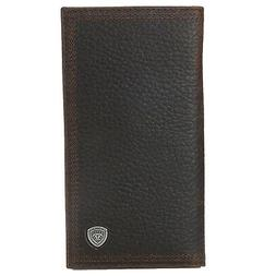 Ariat Mens Western Rodeo Wallet/11Credit Card/Performance Wo