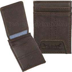 Levis Money Clip Wallet Men RFID Blocking Magnetic Wallet Br