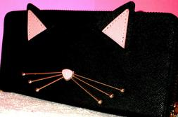 MOTHERS DAY MAY12~ KATE SPADE NEW YORK CATS MEOW LINDSEY CAT