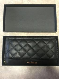 new in box wallet chelsea quilted black