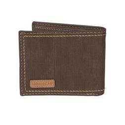 New Men's Columbia RFID-Blocking Passcase Wallet  Brown. sti