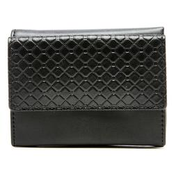 New Vegan Faux Leather Trifold Wallets For Women With ID Win