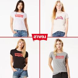 NWT Levi's Women's Graphic T-Shirt Collection for 2018 Summe