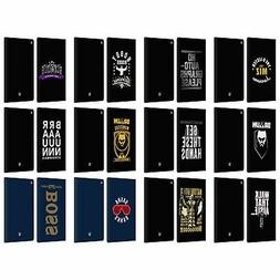 OFFICIAL WWE 2018/19 SUPERSTARS 2 LEATHER BOOK WALLET CASE C