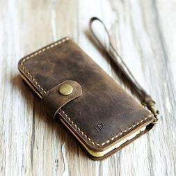 Personalized Leather iPhone XS/XS MAX/XR / 8/8 Plus / 7 Plus