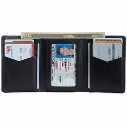 RFID Blocking Money Clips Card Cases Front Pocket Wallets By