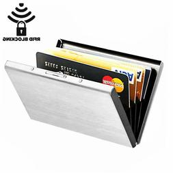 Best RFID Blocking Wallet for Men and Women, Credit Card Cas