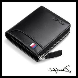 Small Fashion Wallet For Women Leather Design Zipper With Co