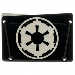 Star Wars Trooper Empire Ultra Thin Aluminum Card Wallet New