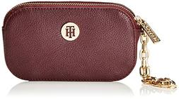 Tommy Hilfiger Th Core Pouch W/Wristlet, Women's Wallet, R