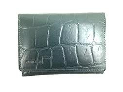 Small Trifold Wallets For Women RFID Blocking - Genuine Leat