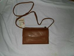 Fossil Vintage Wallet On A String Crossbody Saddle Cargo Env