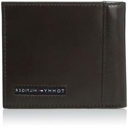 wallet mens cambridge passcase brown one size