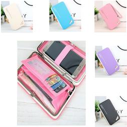 Wallets For Women Girls Student Long Clutch Mobile Phone Car