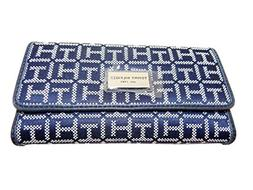 Tommy Hilfiger Womens Continental Checkbook Wallet Clutch
