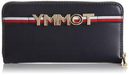 Tommy Hilfiger Womens Corporate Highlight Large Za Wallet Wa