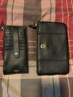 Lodis Womens Credit Card Case And Wallett